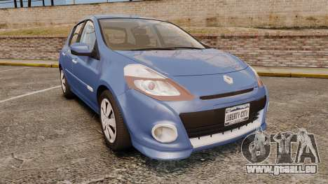 Renault Clio III Phase 2 für GTA 4