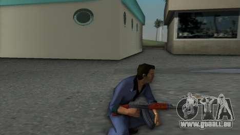 Vz-58 für GTA Vice City zweiten Screenshot
