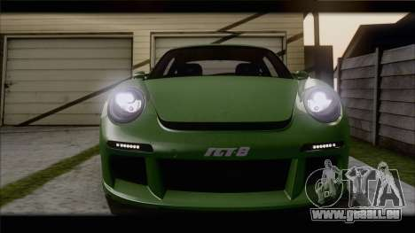 RUF RGT-8 pour GTA San Andreas vue de droite