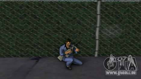 Steyr AUG für GTA Vice City sechsten Screenshot