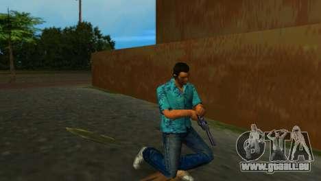 Anaconda pour le quatrième écran GTA Vice City
