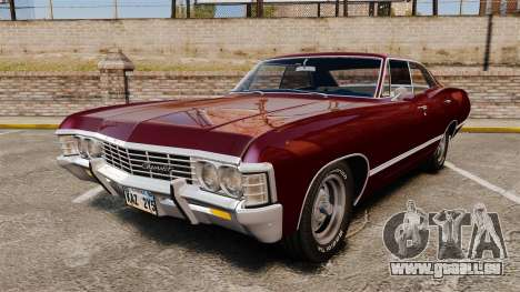 Chevrolet Impala 1967 für GTA 4