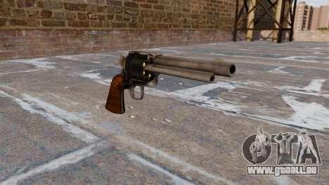 Revolver Colt Peacemaker für GTA 4