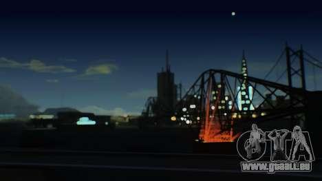 ENBSeries By AVATAR v3 pour GTA San Andreas deuxième écran
