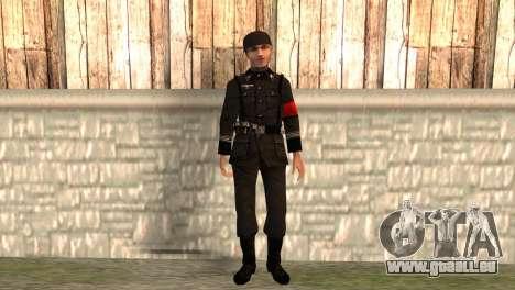 Faschistischen Soldaten für GTA San Andreas