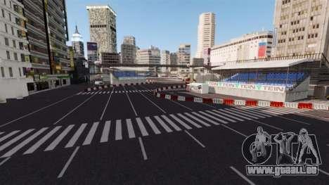 Emplacement de Shibuya pour GTA 4 huitième écran