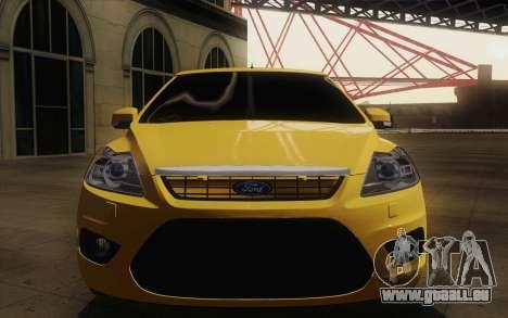 Ford Focus 2009 pour GTA San Andreas vue de droite