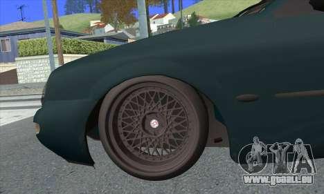 Ford Scorpio MkII V8 pour GTA San Andreas vue de droite