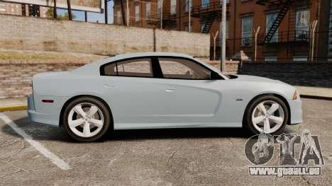 Dodge Charger 2012 für GTA 4 linke Ansicht