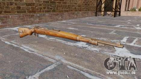 Kar98k fusil pour GTA 4
