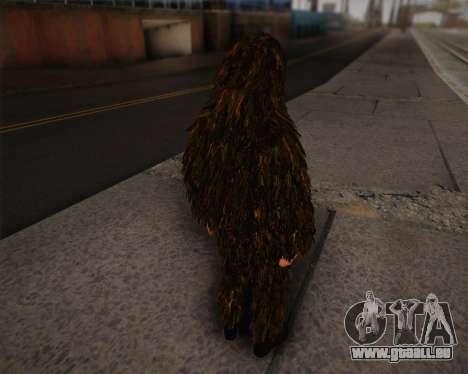 Der Scharfschütze von Arma 2 Haut für GTA San Andreas zweiten Screenshot