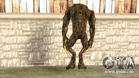 Hunter für GTA San Andreas zweiten Screenshot