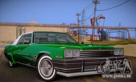 GTA V Manana für GTA San Andreas