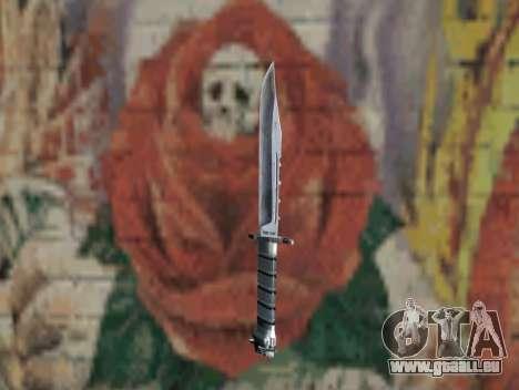 Messer von s.t.a.l.k.e.r. für GTA San Andreas