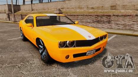 GTA V Gauntlet 450cui Turbocharged pour GTA 4