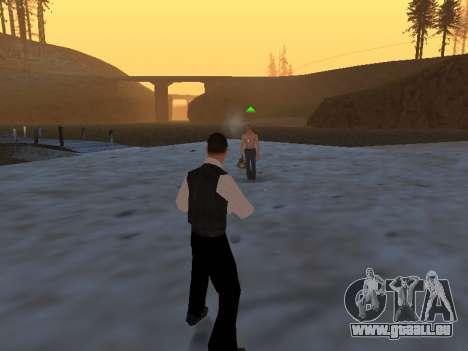 Ein Mythos über den Fischer für GTA San Andreas her Screenshot