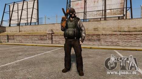 Das terroristische outfit für GTA 4