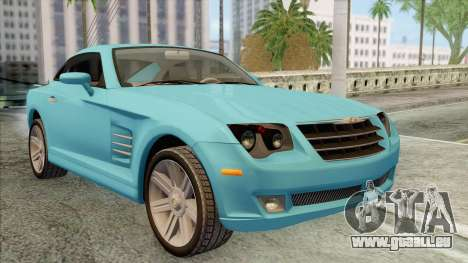Chrysler Crossfire für GTA San Andreas