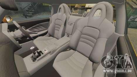 Honda S2000 (AP1) pour GTA 4 est un côté