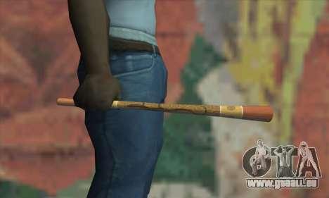 Dudochka pour GTA San Andreas troisième écran