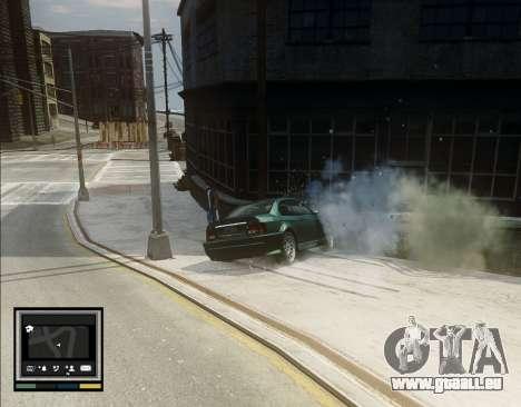 Map V Style pour GTA 4 troisième écran