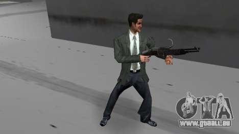 SPAS 12 GTA Vice City pour la deuxième capture d'écran