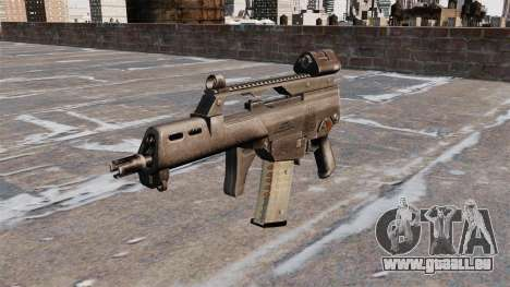 HK G36C Sturmgewehr für GTA 4