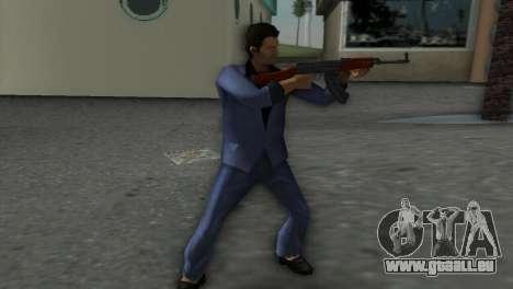 Vz-58 für GTA Vice City dritte Screenshot