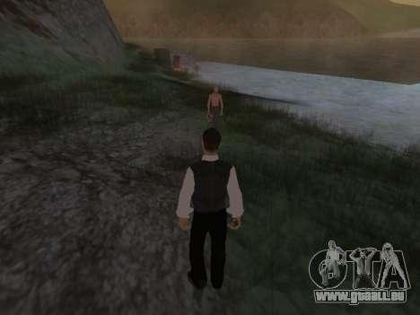 Ein Mythos über den Fischer für GTA San Andreas sechsten Screenshot