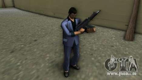 Compact automatique Dragunov (MA) GTA Vice City pour la deuxième capture d'écran