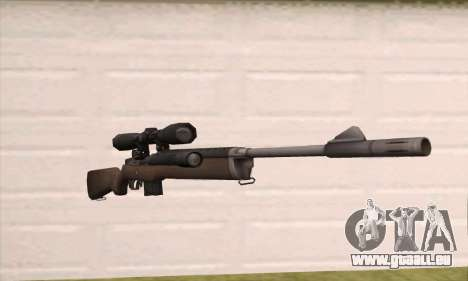 Scharfschützengewehr von Left 4 Dead 2 für GTA San Andreas