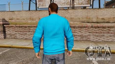 Pullover-Bank - für GTA 4 Sekunden Bildschirm