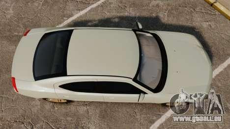 Dodge Charger RT Hemi 2007 für GTA 4 rechte Ansicht
