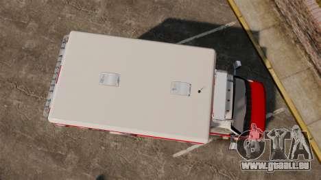 Ford E-350 LCFR [ELS] für GTA 4 rechte Ansicht