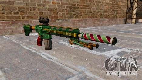 HK417 rifle pour GTA 4