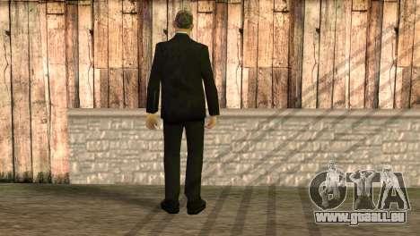 SnowWhite pour GTA San Andreas deuxième écran