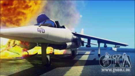 Sonic Unbelievable Shader v7 pour GTA San Andreas cinquième écran