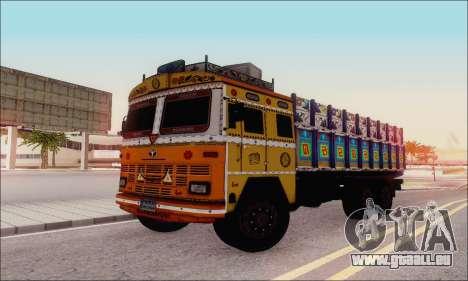 TATA 2515 für GTA San Andreas