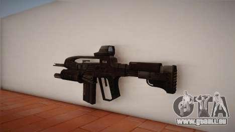 XM-586 für GTA San Andreas zweiten Screenshot