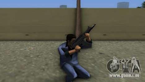 Compact automatique Dragunov (MA) pour GTA Vice City cinquième écran