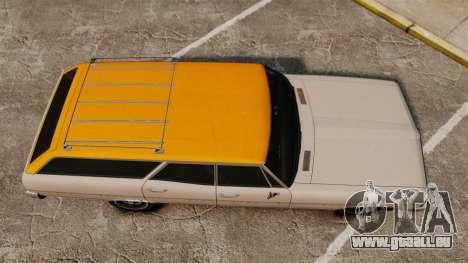 GTA IV TLAD Regina für GTA 4 rechte Ansicht