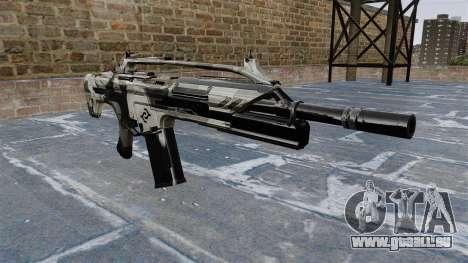 Automatique Crysis 2 pour GTA 4