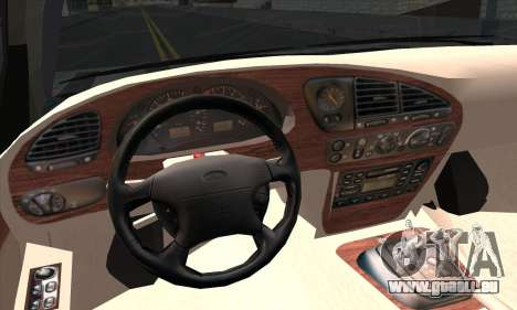 Ford Scorpio MkII V8 pour GTA San Andreas vue arrière