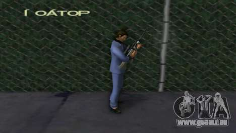 Steyr AUG für GTA Vice City zweiten Screenshot