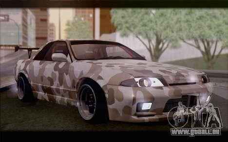 Nissan Skyline GTS Drift Spec für GTA San Andreas