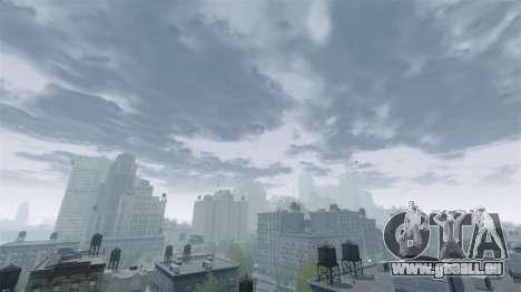 California-Wetter für GTA 4 Sekunden Bildschirm