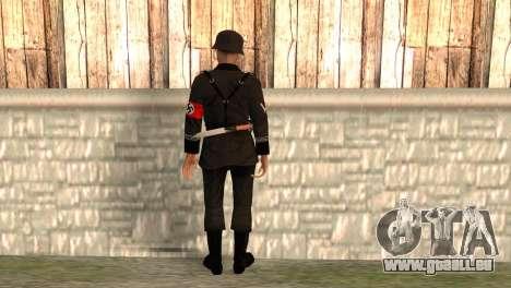 Faschistischen Soldaten für GTA San Andreas zweiten Screenshot