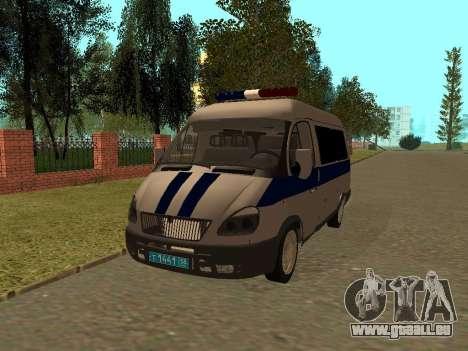 GAZ Police Sable pour GTA San Andreas