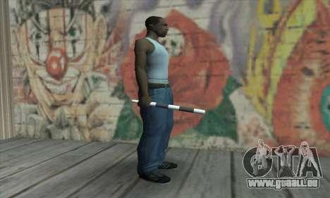 Wand G.I.B.D.D. pour GTA San Andreas troisième écran