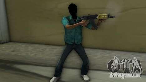 Yugo M92 pour GTA Vice City